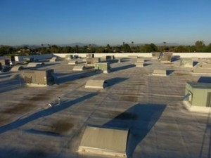 Evening Skylight Shades in Scottsdale, AZ
